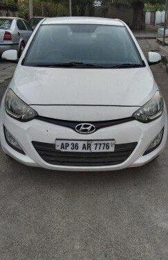 Used Hyundai i20 1.4 CRDi Asta 2012 MT in Hyderabad