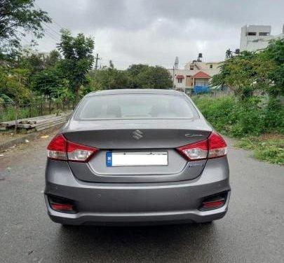 Maruti Ciaz ZDi 2016 MT for sale in Bangalore