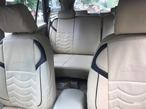 2011 Toyota Innova 2.5 V Diesel 8-seater MT for sale in Thane