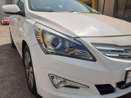 Hyundai Verna CRDi 1.6 SX Option, 2016, Diesel MT in Rajkot-1
