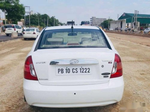 2009 Hyundai Verna AT for sale in Chandigarh