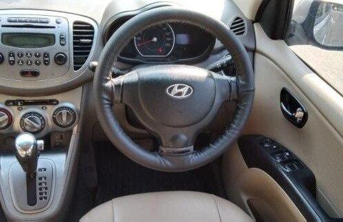 2011 Hyundai i10 Sportz 1.2 AT in Ahmedabad