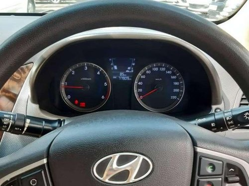 Hyundai Verna CRDi 1.6 SX Option, 2016, Diesel MT in Rajkot