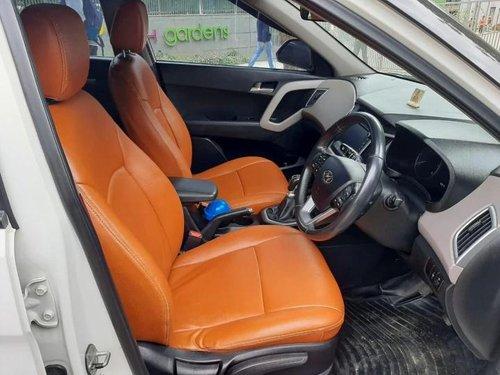 2018 Hyundai Creta 1.6 SX Dual Tone Diesel MT in Bangalore