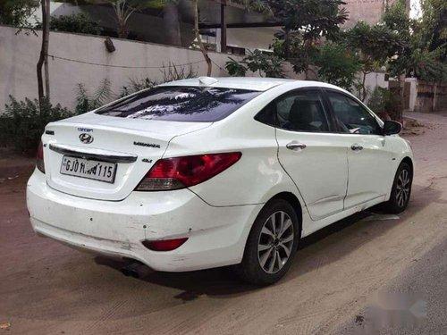 2011 Hyundai Fluidic Verna MT for sale in Ahmedabad