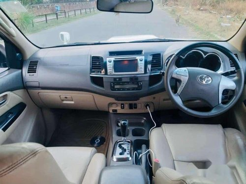 2013 Toyota Fortuner AT for sale in Chandigarh