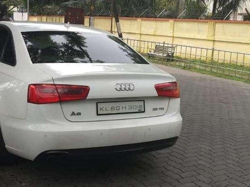 2013 Audi A6 2.0 TDI Premium Plus AT in Kochi