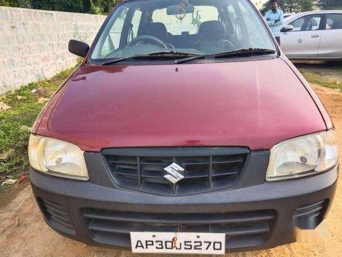 2009 Maruti Suzuki Alto MT for sale in Srikakulam