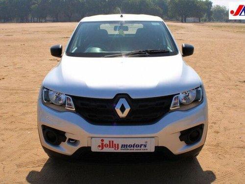 Used Renault Kwid 2019 MT for sale in Ahmedabad