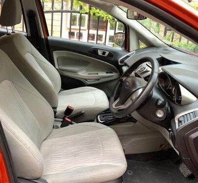 Ford Ecosport 1.5 Ti VCT AT Titanium BSIV 2015 AT in Bangalore