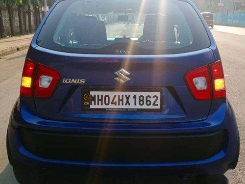 Used 2017 Maruti Suzuki Ignis 1.2 Delta MT for sale in Thane