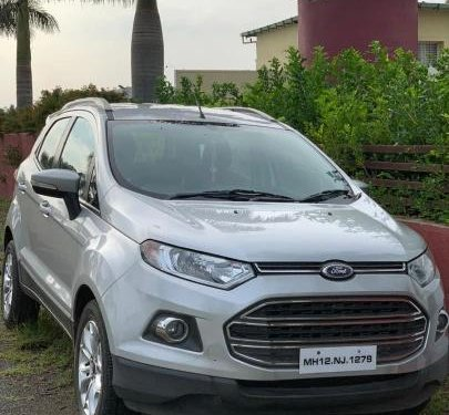2016 Ford EcoSport 1.5 Petrol Trend Plus AT in Pune-1
