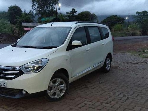 Renault Lodgy 110 PS RXZ 7 STR, 2015, Diesel MT in Satara