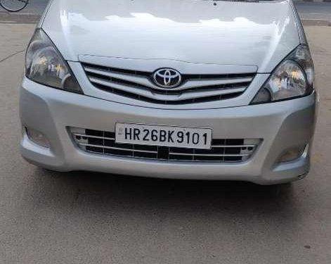 Toyota Innova 2.5 GX 7 STR 2011 MT in Gurgaon