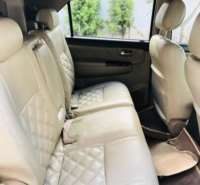 2012 Toyota Fortuner 4x2 Manual MT in Hyderabad