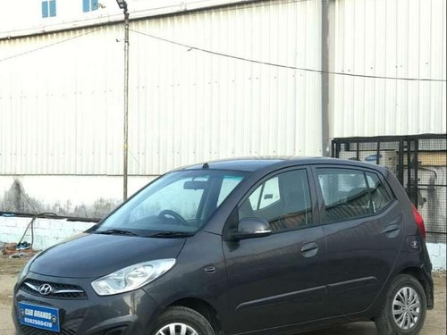2013 Hyundai i10 Sportz 1.2 AT for sale in Hyderabad
