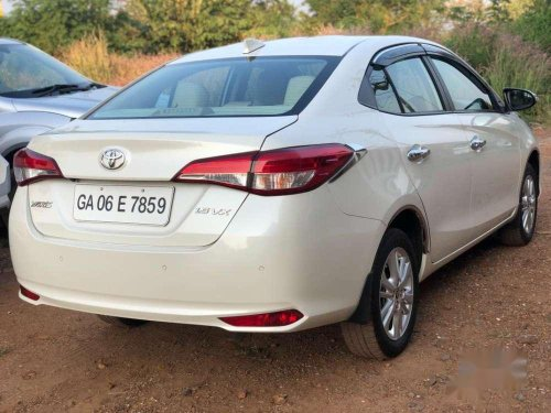 2018 Toyota Yaris VX CVT AT for sale in Goa