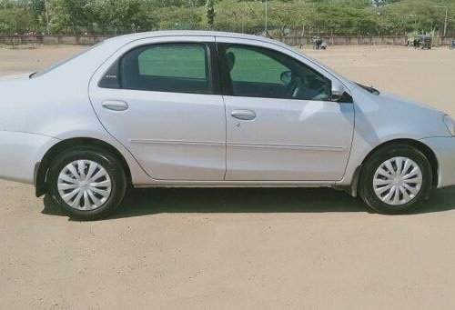 Used 2015 Toyota Platinum Etios MT in Nashik