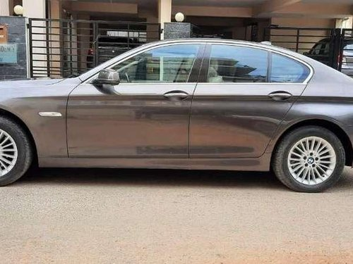 2011 BMW 5 Series 525d Sedan AT for sale in Hyderabad