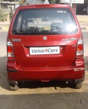 Maruti Suzuki Wagon R LXI 2008 MT in Gurgaon