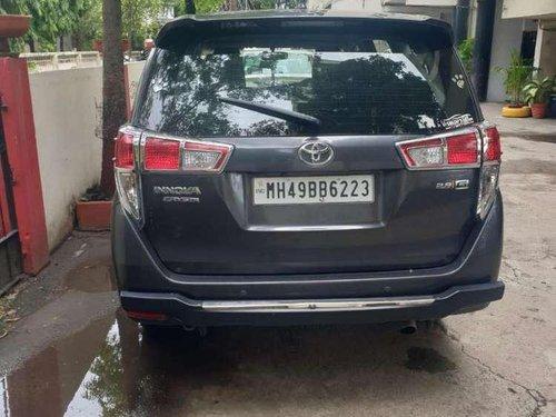 2019 Toyota Innova Crysta MT for sale in Nagpur