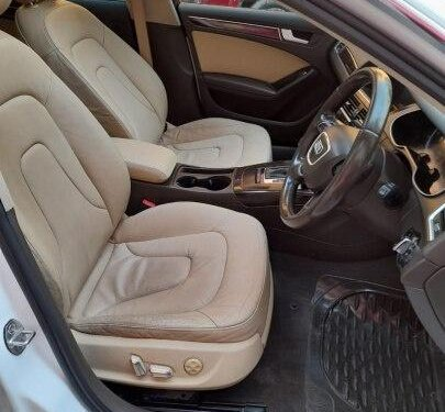 Used 2014 Audi A4 2.0 TDI AT for sale in Kolkata