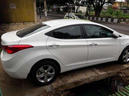 Hyundai Elantra 1.8 SX, 2013, Petrol MT in Guwahati
