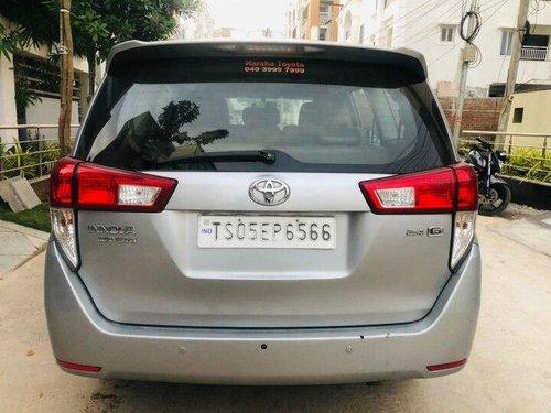 2016 Toyota Innova Crysta 2.4 GX MT in Hyderabad