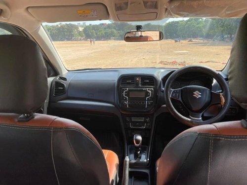 2018 Maruti Suzuki Vitara Brezza ZDi AMT AT in Hyderabad