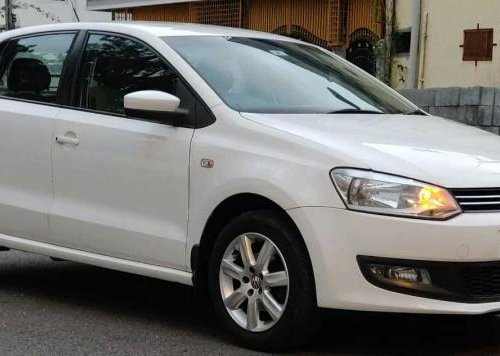 Used 2012 Volkswagen Polo Petrol Highline 1.6L MT for sale in Bangalore