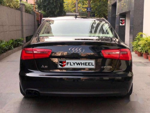 2013 Audi A6 2.0 TDI Technology AT in Kolkata