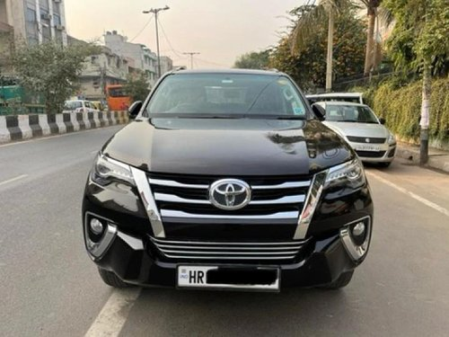 2017 Toyota Fortuner 2.8 2WD AT in New Delhi