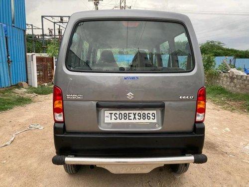 2016 Maruti Suzuki Eeco 7 Seater Standard MT in Hyderabad