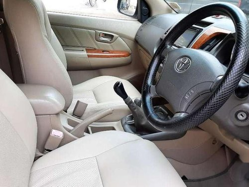 2010 Toyota Fortuner MT for sale in Hyderabad