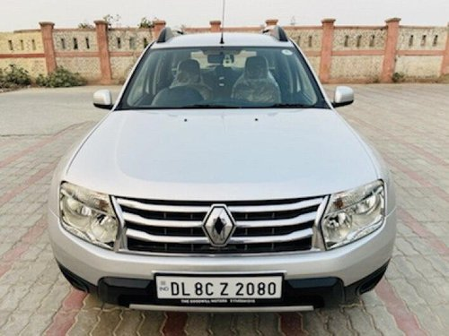 2013 Renault Duster 110PS Diesel RXZ Optional with Nav MT in New Delhi