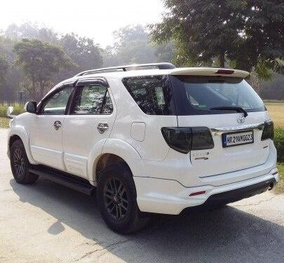 Used 2016 Toyota Fortuner 4x4 AT in New Delhi