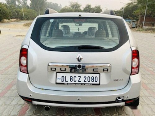 2013 Renault Duster 110PS Diesel RXZ Optional with Nav MT in New Delhi-14