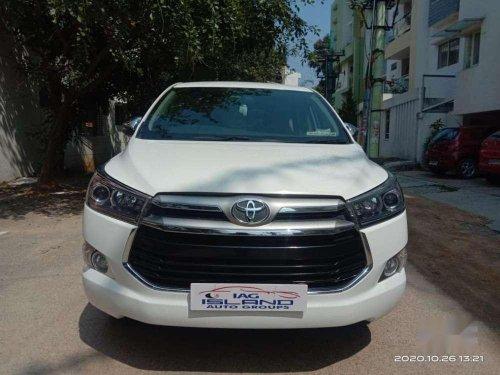 Used 2017 Toyota Innova Crysta MT in Nagar
