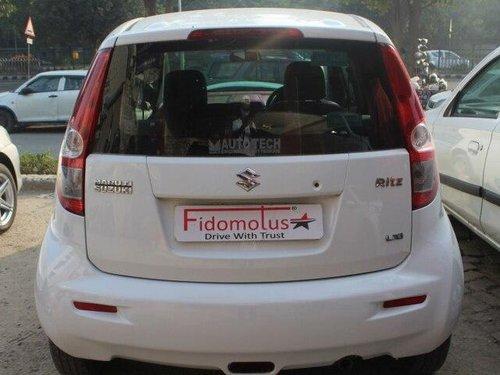 2010 Maruti Suzuki Ritz MT for sale in New Delhi