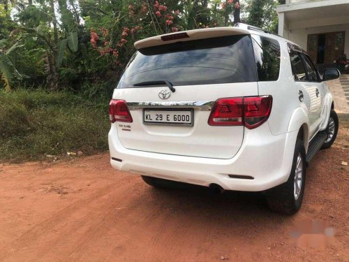 Toyota Fortuner 2012 AT for sale in Kannur