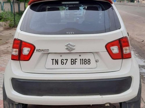2017 Maruti Suzuki Ignis 1.2 Sigma MT for sale in Madurai