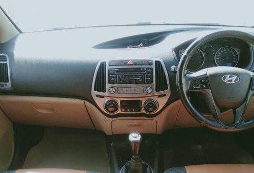 2012 Hyundai i20 1.4 CRDi Sportz MT in Nashik