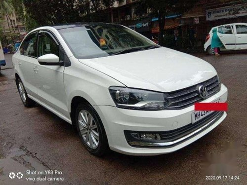 2016 Volkswagen Vento AT for sale in Thane-4