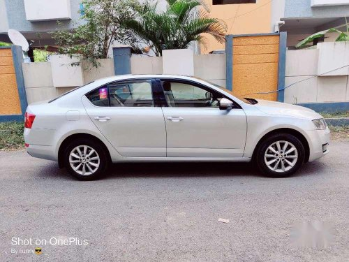 Used Skoda Octavia 2015 AT for sale in Hyderabad