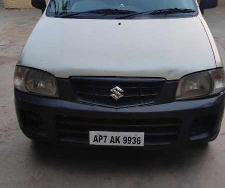 Used 2007 Maruti Suzuki Alto MT for sale in Guntur