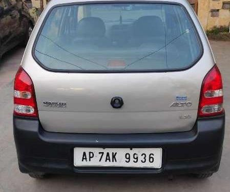 Used 2007 Maruti Suzuki Alto MT for sale in Guntur-6