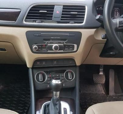 2017 Audi Q3 30 TFSI Premium FWD AT in Gurgaon