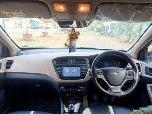Hyundai i20 2017 MT for sale in Hyderabad