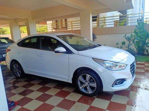 2017 Hyundai Verna 1.6 VTVT SX MT for sale in Goa