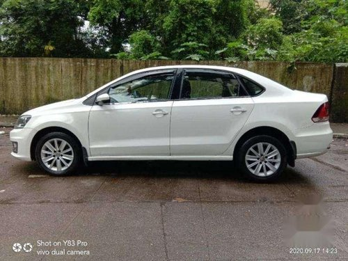 2016 Volkswagen Vento AT for sale in Thane